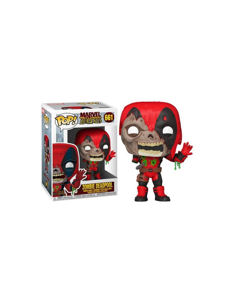 VINYL MARVEL ZOMBIES DEADPOOL #661 ** PREORDER ** FUNKO POP